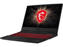 MSI GL65 with Core i5-9300H, GTX 1650 GPU, and 512 GB SSD is only $599 right now after rebates (Image source: Newegg)