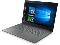 The Lenovo V320-17IKB 81CN000MGE, provided courtesy of: Cyberport
