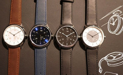 Mondaine Helvetica Regular hybrid smartwatch (Source: Wareable)