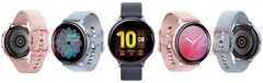 Samsung Galaxy Watch Active 2 color choices (Source: Android Headlines)