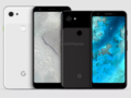 Renders depicting what the Pixel 3a and Pixel 3a XL are expected to look like. (Source: @Onleaks)
