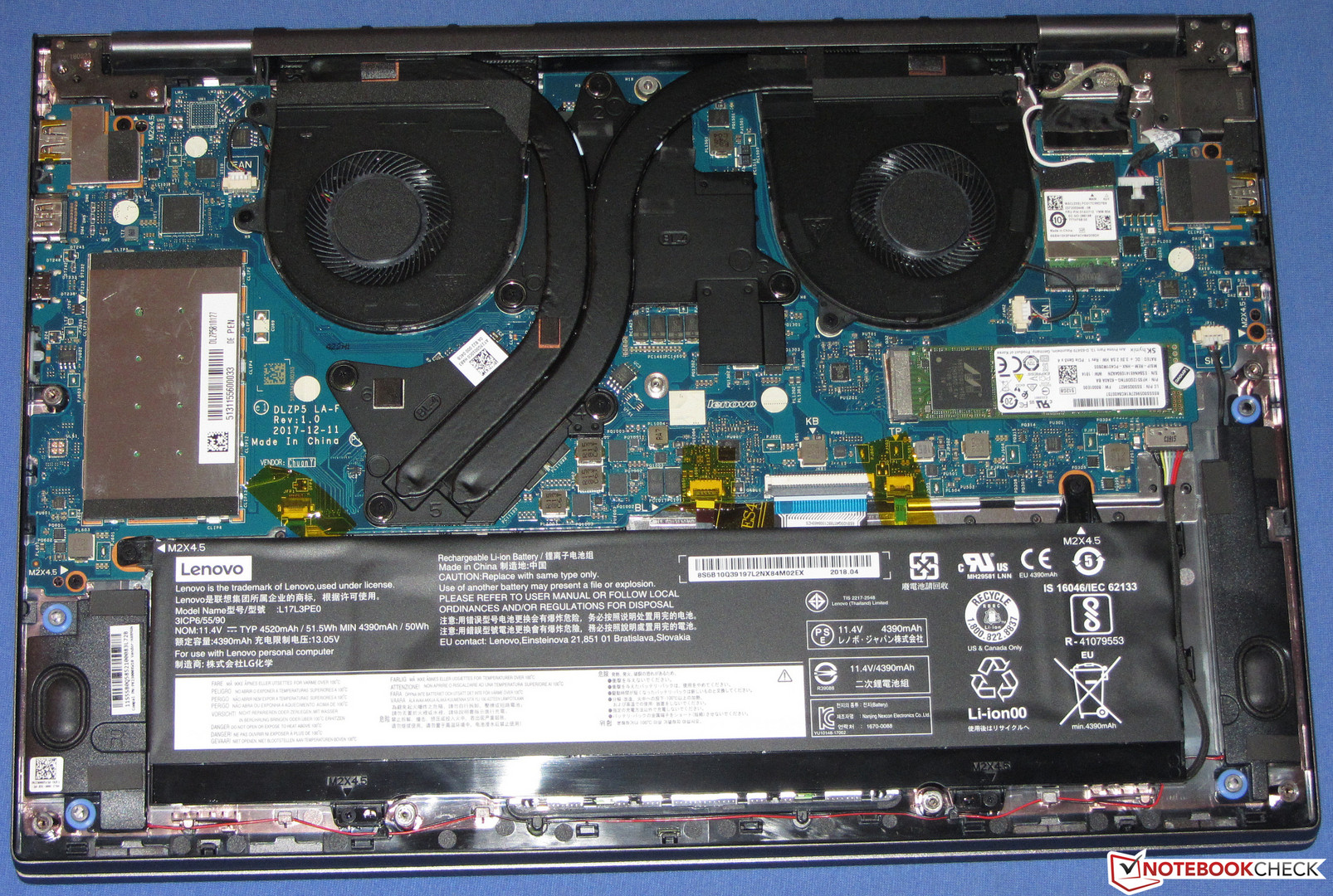 Lenovo Yoga 730-15IKB (i7-8550U, GTX 1050, SSD, 4K