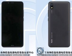 Redmi M1903C3EC - Redmi 7A at TENAA (Source: Android Authority)