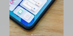 An alleged OriginOS/Android UI switch. (Source: Weibo)