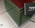Toshiba showed off some of its storage advancements at CES. (Source: Overclock 3D)