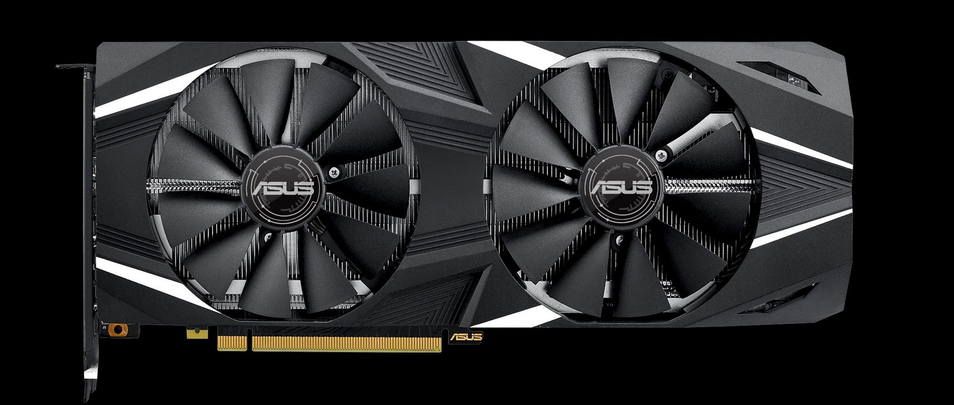 Asus will have three trims of the GeForce RTX 2070 coming