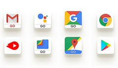 Android Go apps (Source: Google - The Keyword)
