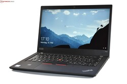 In review: Lenovo ThinkPad T490. Test unit provided by campuspoint