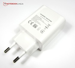 The 22.5 W SuperCharge USB charger