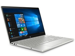 The HP Pavilion 15-cs0003ng laptop review. Test device courtesy of HP Germany.