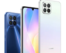 The Huawei Nova 8 SE resembles another recently-released smartphone series. (Image source: Huawei)
