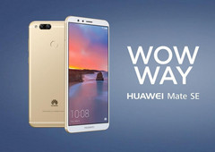 The Huawei Mate SE. (Source: Huawei)