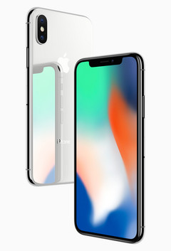 Apple may not be able to meet iPhone X demand until the first half of 2018. (Source: Apple)