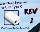 PoE Texas' USB Type C adapter. (Source: PoE Texas)