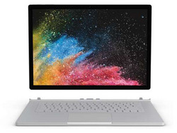 Almost without competition: Microsoft Surface Book 2