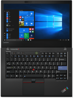 What appears to be the upcoming retro ThinkPad. (Source: Reddit)