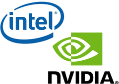 Intel at it again with Nvidia? (Image Source: WCCFTech)