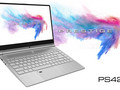 MSI Prestige PS42 is the 14-inch version of the GS65 (Source: MSI)