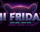 Xiaomi's Mi Friday deals will run until November 29. (Image source: Xiaomi)