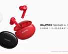 Huawei launches the FreeBuds 4i. (Source: Huawei)