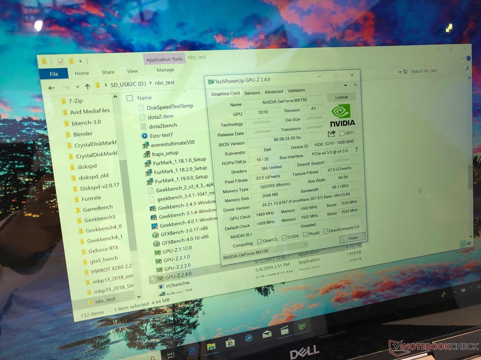 nvidia geforce mx150 driver download