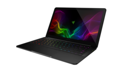 "In review: Razer Blade Stealth 13.3"". Test model courtesy of Razer Germany."