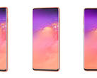 The Samsung Galaxy S10 has a 6.1-inch AMOLED with 550 pixels per inch. (Source: Samsung)