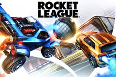 Having an Epic Games account is now a requirement to play Rocket League. (Image source: Psyonix)