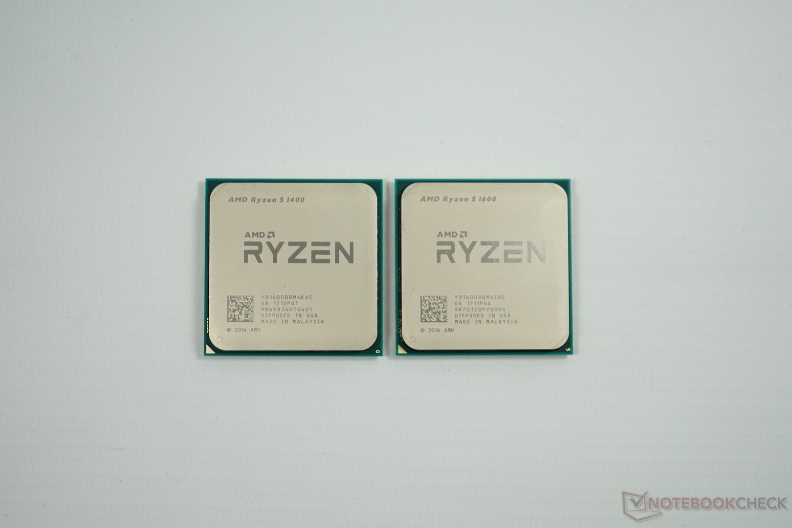 Ryzen 5 1400 and 1600 Review - NotebookCheck net Reviews