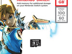 The Legend of Zelda: Breath of the Wild packaging for Nintendo's new microSD cards. (Source: Business Wire)