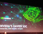 The latest Xavier SoC is derived from the Volta architecture that also spawned the new Turing architecture found inside the new GeForce RTX 2000 GPUs. (Source: Anandtech)