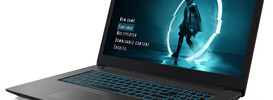 Lenovo IdeaPad L340-17IRH Review: The well-rounded mid-range gaming notebook is unable to reach its full performance potential