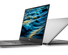 Dell XPS laptops feature the InfinityEdge borderless display. (Image source: Dell)