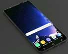 Samsung Galaxy S9 unofficial render (Source: DBS DESIGNING TEAM)