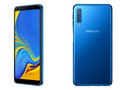 The Galaxy A7 (2018) was the first tri-rear camera Samsung device. (Source: Android Headlines)