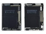 The iPad Air and new iPad compared—can you tell which is which? (Source: iFixit)