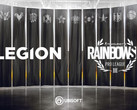 Lenovo Legion is the official PC and monitor sponsor for the Ubisoft Tom Clancy's Rainbow Six eSports events. (Source: Lenovo)