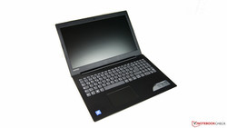 The Lenovo IdeaPad 320. Test unit provided by notebooksbilliger.de