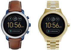 Fossil Q Explorist and Q Venture smartwatches finally available in stores (Source: Fossil Group)