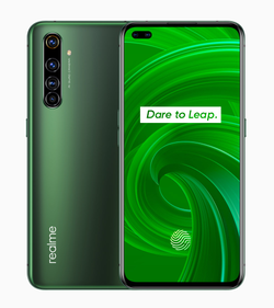 Realme X50 Pro in Moss Green