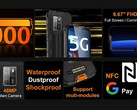 Some Oukitel WP10 features. (Source: Oukitel)