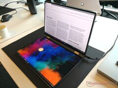 "The Dell ""Duet"" combines two XPS 13 displays in one form factor, because why not"