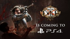 Path of Exile coming to PlayStation 4 in December 2018 (Source: Path of Exile on Twitter)