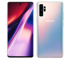 The Galaxy Note 10 is scheduled for an August 7 official reveal. (Source: MSPowerUser)