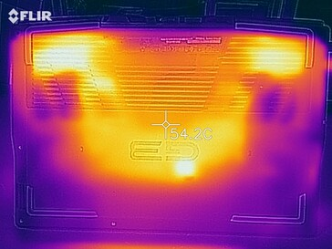 Thermal imaging in The Witcher 3 - bottom
