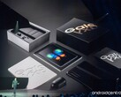 The Galaxy Fold and the contents of its original packaging. (Source: Android Central)