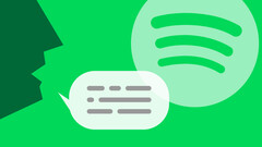 Some ads on Spotify may gain voice-control options in the US. (Source: TechCrunch)