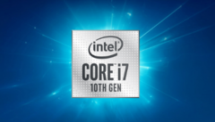 The Intel Core i7-10710U is based on 14nm manufacturing technology. (Image source: TechnoFAQ)