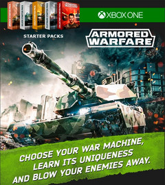 Armored Warfare hits Xbox One today August 2 2018 (Source: My.com newsletter)
