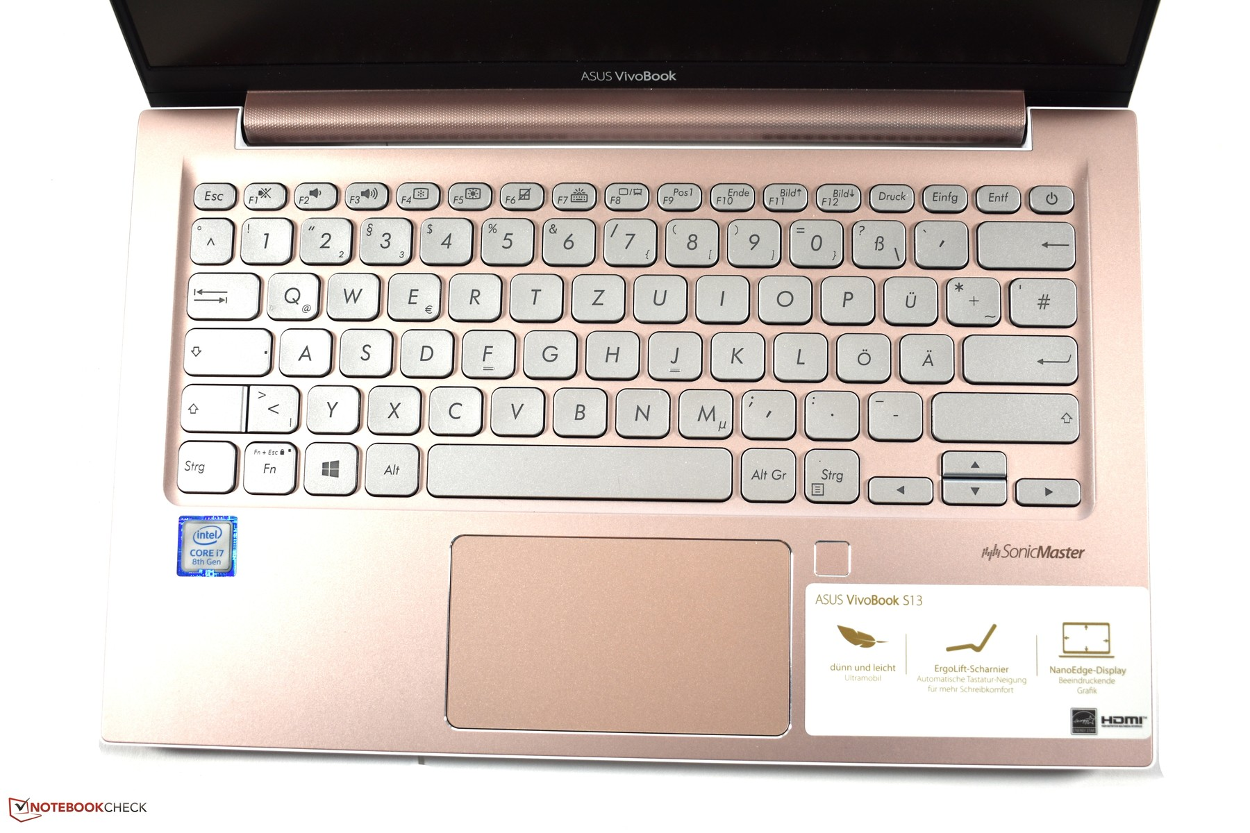 Asus VivoBook S13 S330UA (i7, FHD) Laptop Review